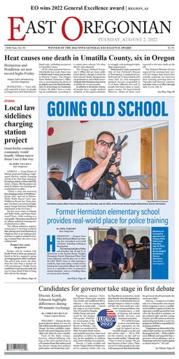 East Oregonian Herald Latest e-edition